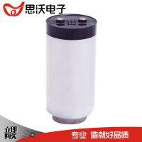 圆柱形单相交流滤波电容器 用于变频器电力电子设备 LC滤波