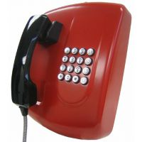 壁挂式SIP电话机,金属壳VOIP电话机,支持一键群呼紧急呼叫的SIP电话