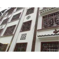 上海休闲亭(阁)复古款铝挂落?凉亭改造仿古铝窗花国内建设标准