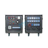 LED显示屏PLC租赁式配电箱 15路航空箱配电柜 PLC控制柜