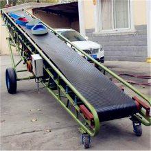 孔孟之乡生产定制皮带输送机沙土用重型输送机质量可靠