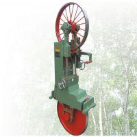 邢台圣喆机械厂家供应全自动卧式一米以上跑车带锯机
