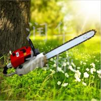 手提式苗木移植机 汽油大马力挖树机 润华 国产链条挖树机