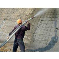 表面挂网喷浆加固防渗支护