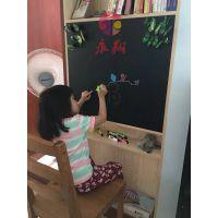 湛江奇葩黑板挂式a廉江店铺用黑板a教学用可触屏黑板