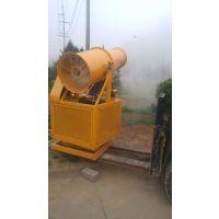 杭州淳安大气降尘雾炮机 围挡喷淋设备洁凯供应