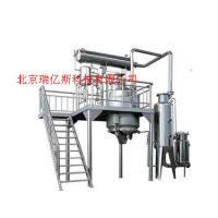操作方法热回流提取浓缩机组BAD-90型 生产厂家