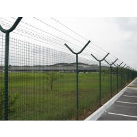 南昌昌北机场防护网规格 机场带刺防护网多少钱一米 Y型机场围栏网现货
