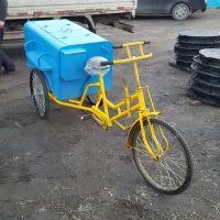 人力三轮车 保洁车生产厂家