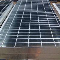 供应宜昌工业设备平台钢格板 电厂作业平台格栅板厂家定制Q235