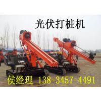 天津建筑工地用打桩机 晋华光打桩机经久耐用