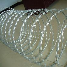 镀锌钢刺线 铁刺绳 防护铁蒺藜