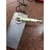 重庆荣博平开自动感应门安装,电动地弹簧刷卡感应门