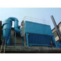 供应河南信阳制药厂锅炉除尘器- 洁能达环保QMC袋式除尘器