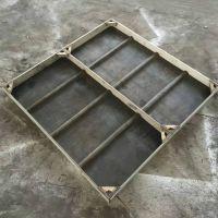 专业 镀锌底板井盖 不锈钢地沟清理井盖 天然气井盖 煤气管道井盖