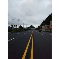 供应遵义停车位划线赤水路口导向线路途交通