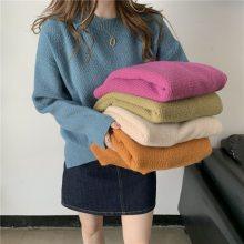 便宜毛衣韩版时尚女士针织衫库存尾货服装地摊货杂款毛衣清仓