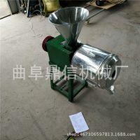 小麦家用磨面机 24型杂粮磨面机 玉米面粉磨面机