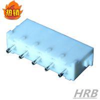 供应HRB 6.35间距连接器针座 68080连接器 国产品牌HRB库存充足