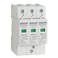 上海渠恩品牌20KA电涌保护器40KA电涌保护开关60KA配电防雷器