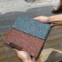 众光生态陶瓷透水砖耐污染性不低于UB级,烧结透水砖优点--重复循环利用