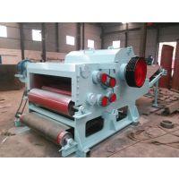 湖北宜城鑫旺216型鼓式木片机6米进料设备