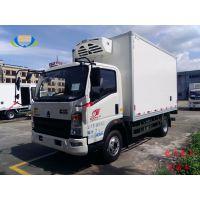 重汽豪沃冷藏车,冷藏车价格,广州速源冷藏车厂家