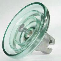 生产悬式绝缘子U70BP/146防污型玻璃绝缘子型号