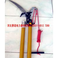 SN-6米高压枝剪 高压锯 35kv电工高枝剪带拉锯 组合绝缘枝剪赛诺