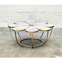 专业订制团购金属不锈钢椅子 书餐桌 餐台 沙发椅 休闲桌椅特价