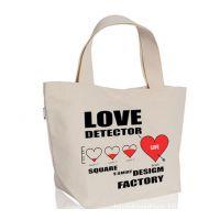 厂家定做棉布展览袋,棉布广告袋,手提棉布袋