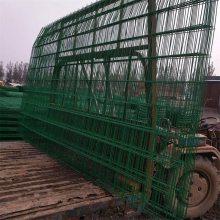 工厂隔离网 焊接网隔离栅 道路围栏网