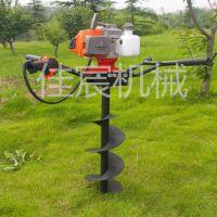 新款双抬架挖坑机 植树用挖坑机厂家定做