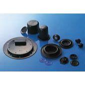【科裕富橡塑】非标定造橡胶密封元件 EPDM三元乙丙橡胶 代开模具 日本进口机器及原材料