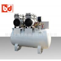 全无油静音空压机BD5502 进口主机 彼迪无油空压机 厂家直销