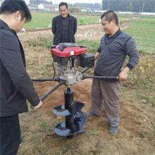 富兴定做加长钻头打坑机 大直径钻洞机 果树施肥刨坑机