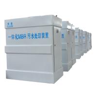厂家直销厕所污水处理设备中水回用MBR一体化污水处理装置成都