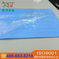 led模组导热硅胶片 cpu显卡散热硅胶片 PM150锂电池电源高导热硅胶垫
