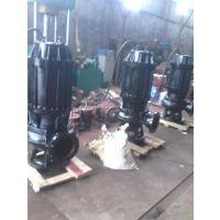 QW系列潜水排污泵300QW650-5-18.5KW厂家直销,立式排污泵型号参数