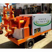 济宁硕阳机械SYSJ200液压砂浆泵生产厂家