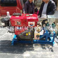 专业生产 50型弯管型杂粮大米膨化机 不同口味的空心棒机 小型玉米棍机 振德