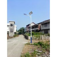 永州江永县LED太阳能路灯报价表 永州江永太阳能路灯生产厂家 太阳能路灯安装步骤