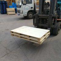 黄岛托盘刨花吨叉车厂家电话黄岛专业定做胶合板木架