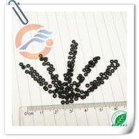 亲涵橡胶O型圈 项链固定耐高温橡胶O型固圈 内径0.9mm