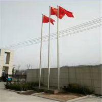 新云 8米9米10米304不锈钢锥形国旗杆 12米15米户外电动旗杆 交期快