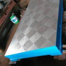 鼎旭量具编号001(3000*2000mm)防锈铸铁检验平台 品质之选 质量保证