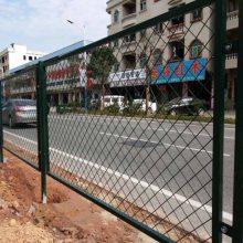 佛山桥梁防落网加工定做 浸塑铁丝网围栏厂家直销 茂名水源地围栏批发