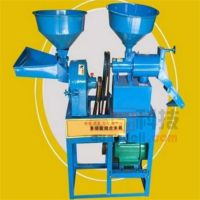 小型碾米机 恒通 三合一组合米机 脱皮机饲料粉碎机磨浆磨粉机碾米机 40-26