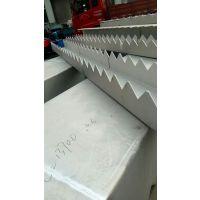 不锈钢集水槽 穿孔集水槽品质保证 厂家直销 集水槽 齿型水槽