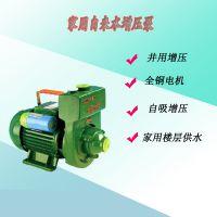 家用自吸泵1.5ZDK-20别墅楼层增压泵750W清水加压泵